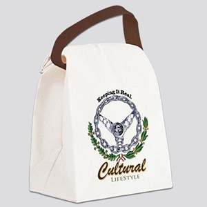 cultural lifestyle Canvas Lunch Bag