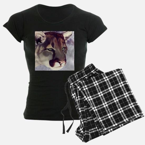 'Miss Mtn. Lion'SQRE.jpg Pajamas