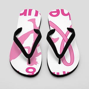 Running Cure Flip Flops