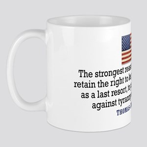 license-plate_3-11_03_jefferson Mug