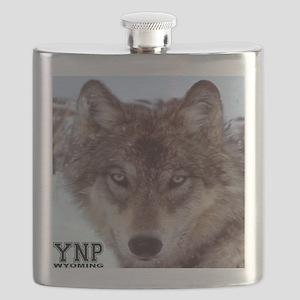 wolf_YNP_wyoming Flask