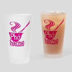 1 Drinking Glass