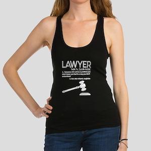 I Am A Lawyer T Shirt Tank Top