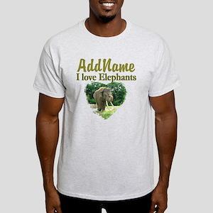 LOVE ELEPHANTS Light T-Shirt