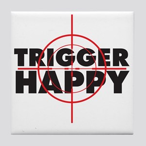 triggerhappy Tile Coaster