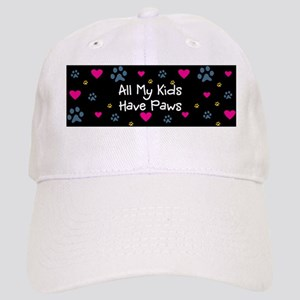 All My Kids Have Paws Cap