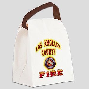 lacofire Canvas Lunch Bag