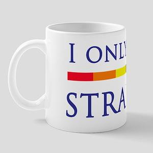Look Straight Mug