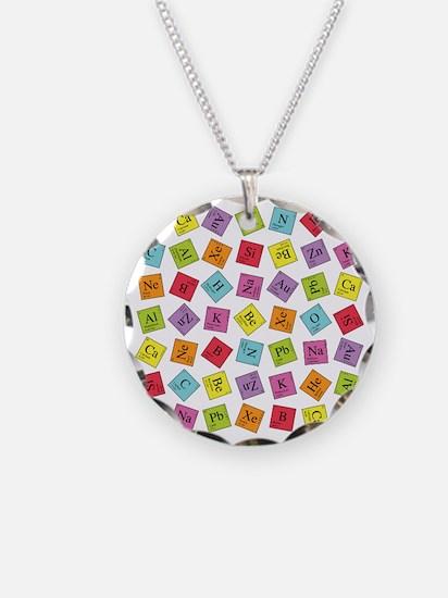 Chemistry science teacher periodic table elements jewelry periodicsq1 necklace urtaz Images