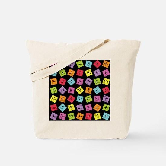 periodic_3 Tote Bag