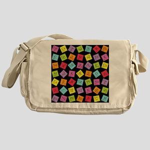 f5850b6a36 Nerdy Messenger Bags - CafePress