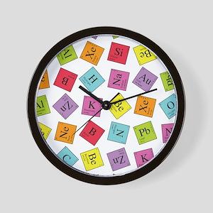 periodic_ipad Wall Clock