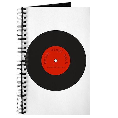 Bring Vinyl Back | Journal