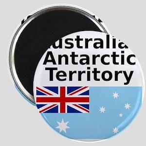 Antarctica1-WHITE Magnet