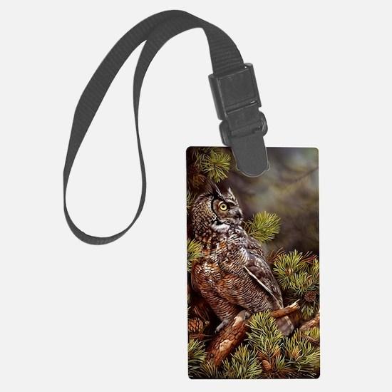 OWL 311 Luggage Tag