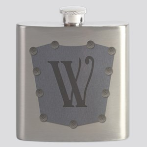 Shield photo real Flask
