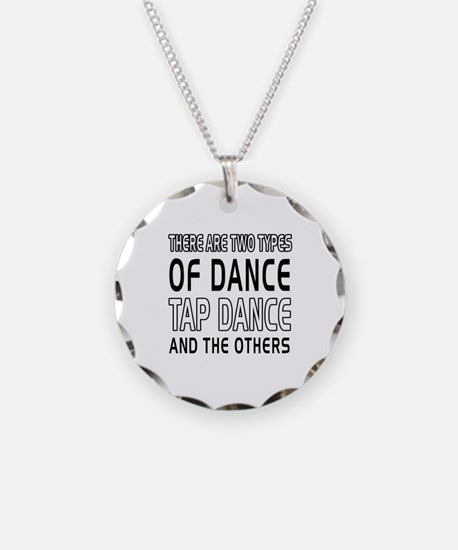 Tap danceDance Designs Necklace