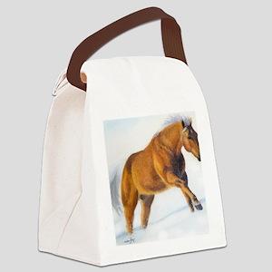 Palomino Snow climb Canvas Lunch Bag