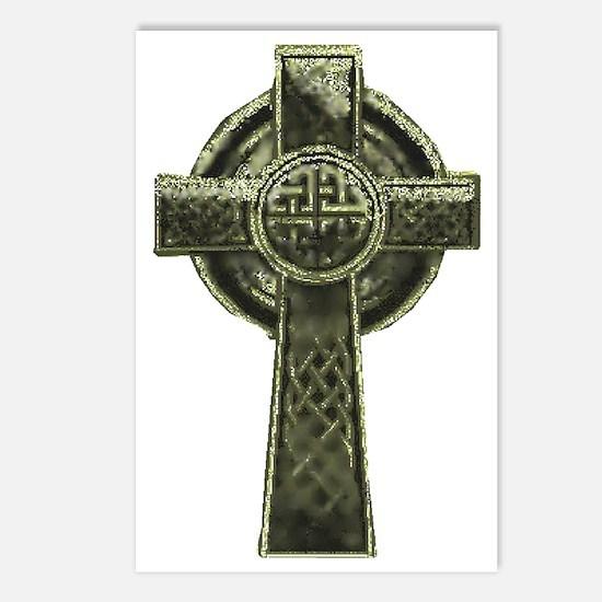 Celt Cross 1 Postcards (Package of 8)