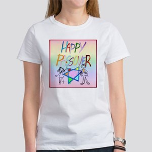 A Very Colorful Passover_pillow Women's T-Shirt
