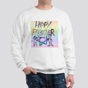 Calender A Very Colorful Passover Sweatshirt