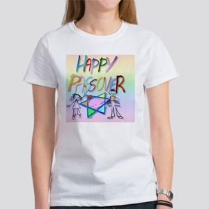 Calender A Very Colorful Passover Women's T-Shirt