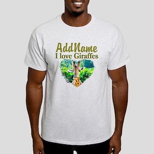 LOVE GIRAFFES Light T-Shirt