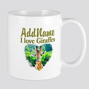 LOVE GIRAFFES Mug