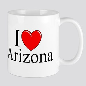 """I Love Arizona"" Mug"