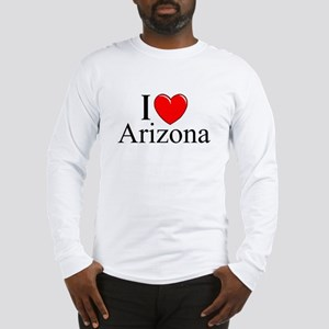 """I Love Arizona"" Long Sleeve T-Shirt"