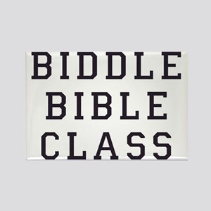 biddle bible class 2 Rectangle Magnet