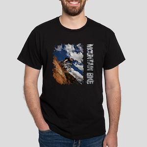 Mountain_Bike_Hill_whr Dark T-Shirt
