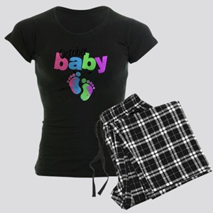 oct baby Women's Dark Pajamas