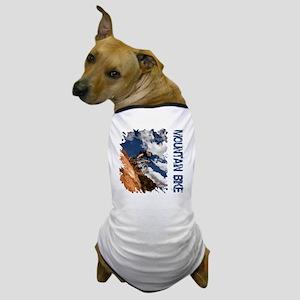 Mountain_Bike_Hill Dog T-Shirt