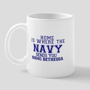 NNMC BETHESDA Mugs