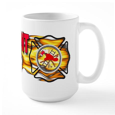 Assistant Chief Large Mug