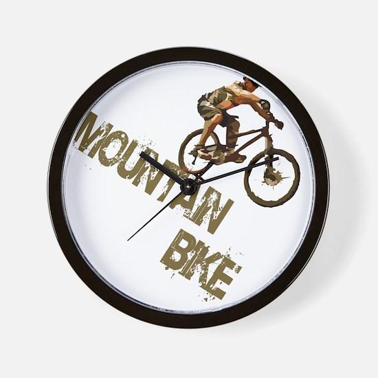 mntbike Wall Clock
