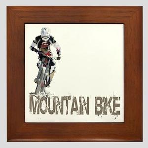 Mountain_Bike3 Framed Tile