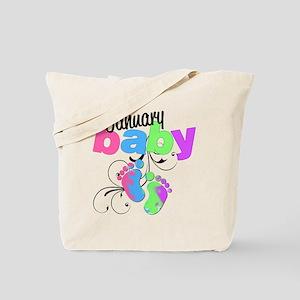 Jan baby Tote Bag