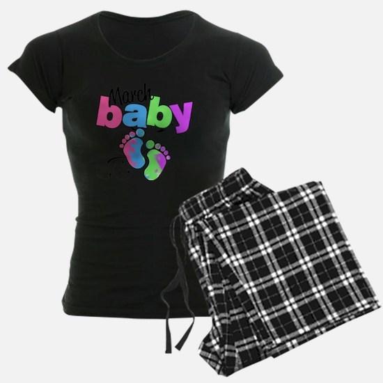 march baby Pajamas