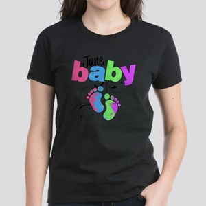 june baby Women's Dark T-Shirt