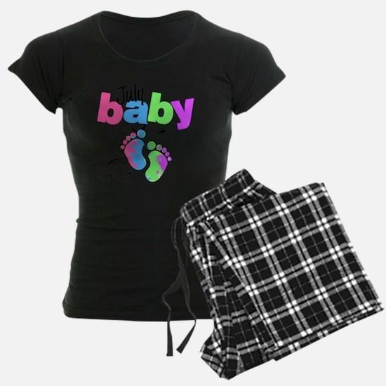 july baby Pajamas