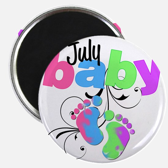 july baby Magnet
