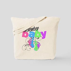 nov baby Tote Bag