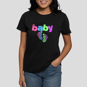 nov baby Women's Dark T-Shirt