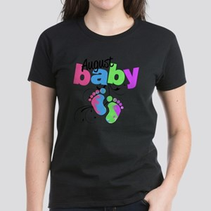 august baby Women's Dark T-Shirt