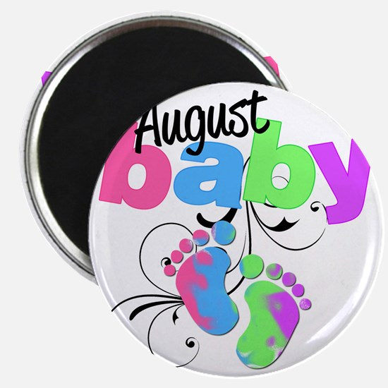 august baby Magnet