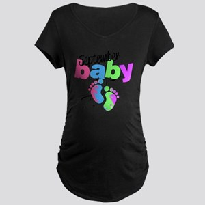 sep baby Maternity Dark T-Shirt
