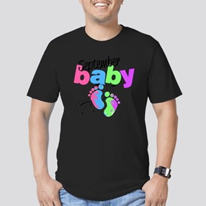 sep baby Men's Fitted T-Shirt (dark)
