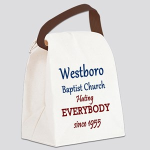 Westboro4 Canvas Lunch Bag